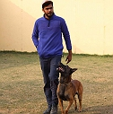 Time for school : Dog training course by Adnan Khan