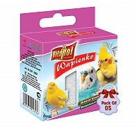 Vitapol Mineral Block For Birds Natural - 35 gm (Pack Of  5)